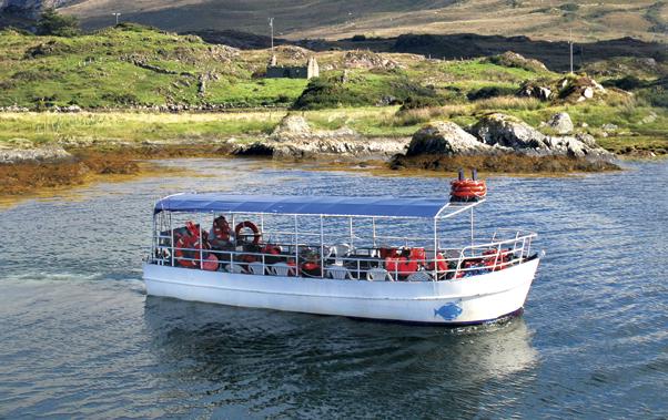 Connemara Boat Tours