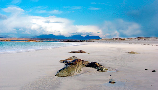 The Beaches of Connemara - Places to Visit in Connemara