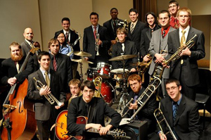 The Shenandoah Conservatory Jazz Ensemble  @ Clifden Station House Hotel | Clifden | Galway | Ireland