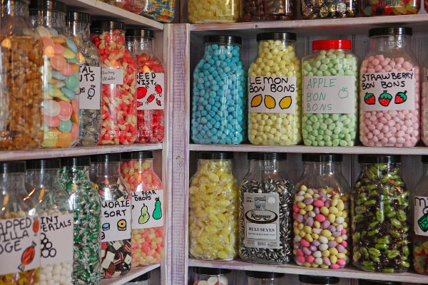 Sweets at Ohh! By Gum