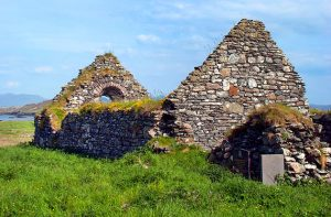 Chapel of St Colman - Ruined 13th century church